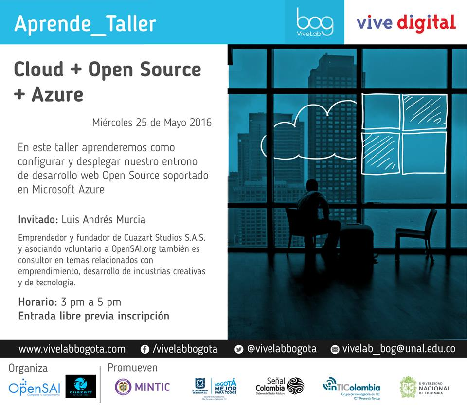 Taller Open Source Azure