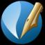65px Scribus logo