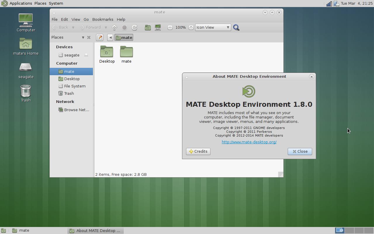 mateDesktop